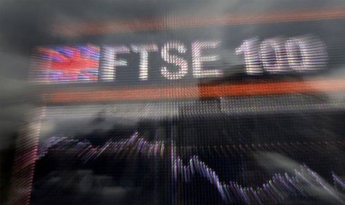 FTSE 100 surges past 7,000 for first time in a year as value increased by £532billion