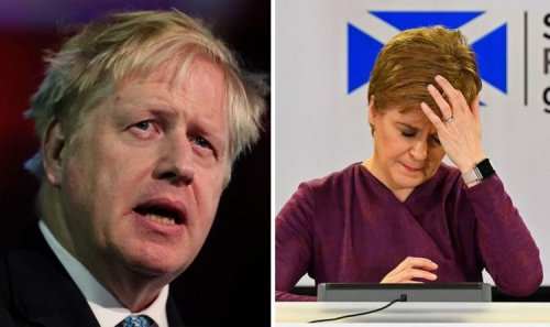 Nicola Sturgeon hammer blow as support for independence 'remarkably weak'