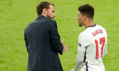 Man Utd being handed unlikely transfer boost by Jadon Sancho situation