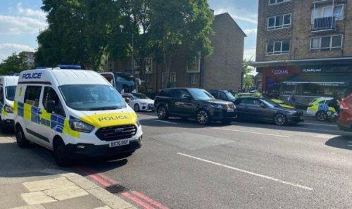 London stabbing: Met Police rush in to horror attack in broad daylight in capital
