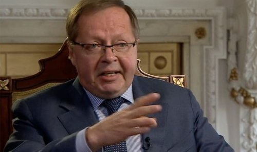 Russia claims Ukraine wants a bloodbath as BBC's Marr grills ambassador on 'invasion plan'