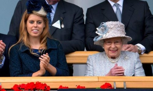 Princess Beatrice's original name was changed shortly after birth after Queen's concern