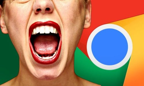 Trust us, click on this Google Chrome update - you'll seriously regret it