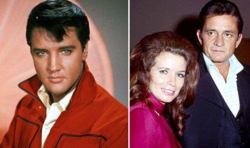 Elvis: June Carter Cash's son on her 'secret affair' with Elvis 'Johnny Cash was jealous'