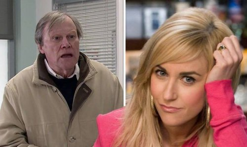 Coronation Street spoilers: Becky McDonald returns to support Roy Cropper?