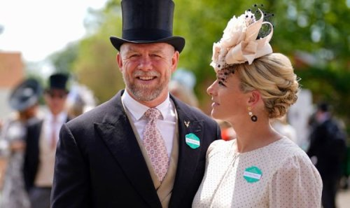 Zara Tindall and Mike's 5 best Royal Ascot pictures at 1st official outing since son born