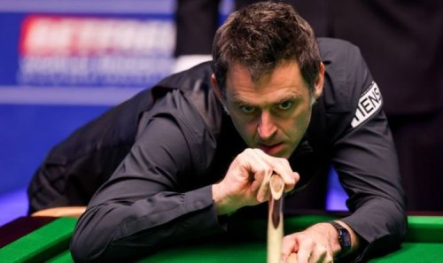 Northern Ireland Open snooker scores LIVE: Neil Robertson out, Ronnie O'Sullivan losing
