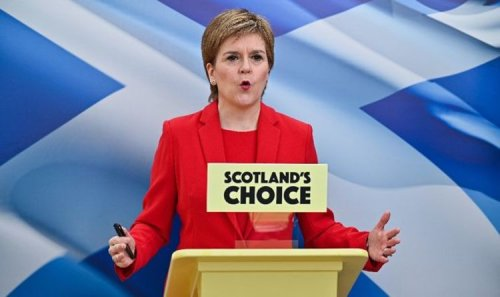 Scottish Election: Sturgeon under fire for 'roadblock' to recovery with independence vote