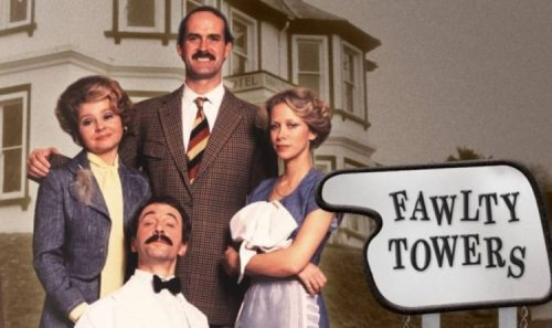 Where is the cast of Fawlty Towers now?