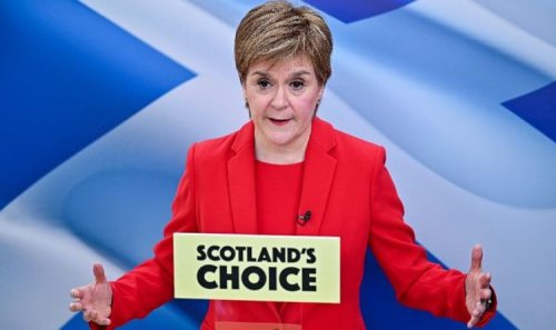 SNP 'brainwashing' has festered and successfully created anti-British culture says expert