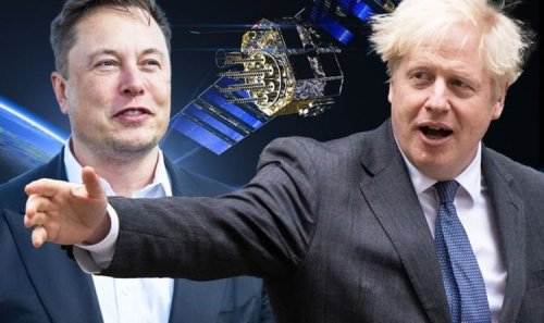 Brexit Britain boom as another UK company set to rival Musk in space race – EU goes quiet