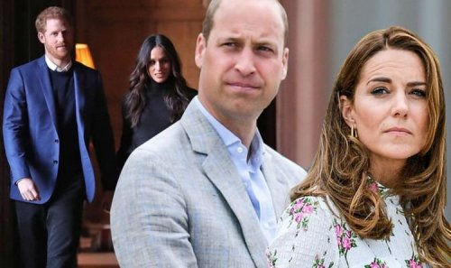 Prince William warning: Duke and Kate to lose popularity battle against Meghan and Harry