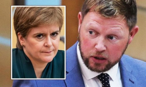 SNP's reign of 'chaos' – Sturgeon under fire as victims forced to wait years for justice