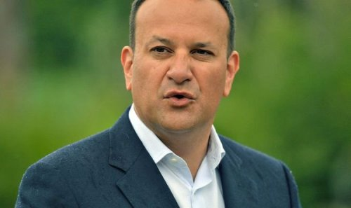 Can't ignore us anymore! Leo Varadkar renews threat to tear UK apart in angry Brexit rant