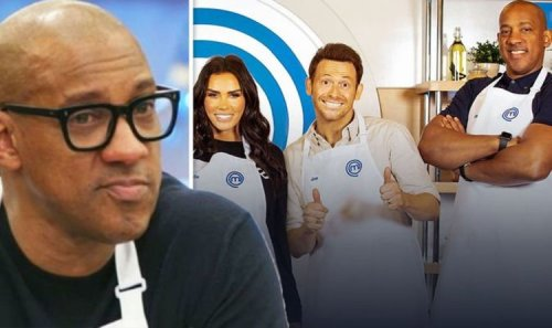 'I don't want you to win!' Dion Dublin speaks out on rivalries with MasterChef co-stars