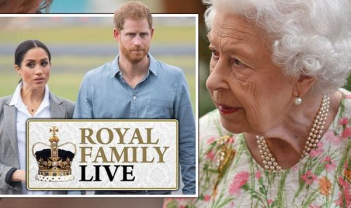 Royal Family LIVE: Queen may be losing patience with Meghan Harry - 'No Mrs Nice Queen!'