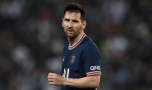 Lionel Messi's dressing room behaviour leaves PSG team-mates surprised