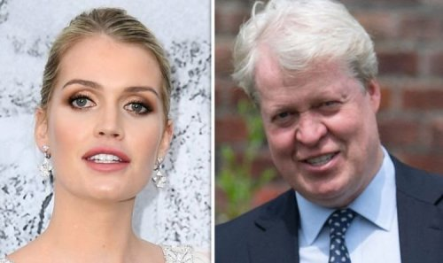 Princess Diana niece Lady Kitty speaks out after father Earl Spencer missed wedding