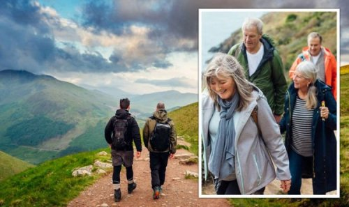 UK holidays: Top walking trails named – 'there is a walking route for everyone'