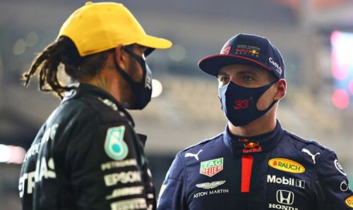 'Clear I'm in his head!' Max Verstappen fumed at Lewis Hamilton's 'silly comment'