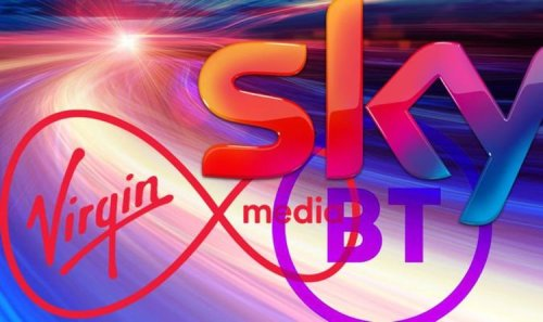 Sky v BT v Virgin Media: Best and worst broadband and TV providers REVEALED