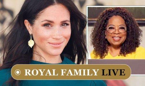 Royal Family LIVE: Meghan to snub Palace for lavish, star-studded 40th birthday bash