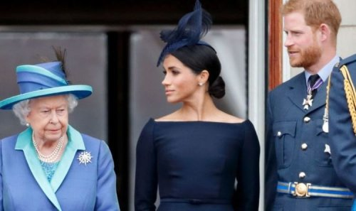 Meghan and Harry tipped NOT to return to UK for Lilibet's Christening over 'tensions'