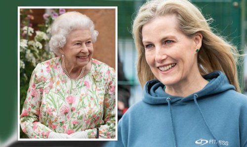 Queen's favourite: Sophie 'obvious choice' to help the Queen after major loss