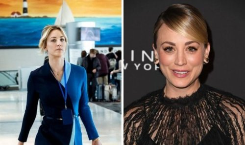 The Big Bang Theory star Kaley Cuoco on struggles with sex scenes 'Had no idea'