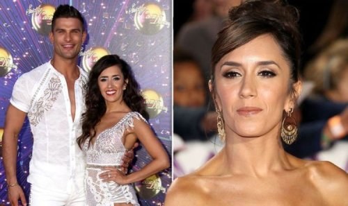 'It is tough' Janette Manrara talks being 'judged' as Aljaz's wife as she calls for change