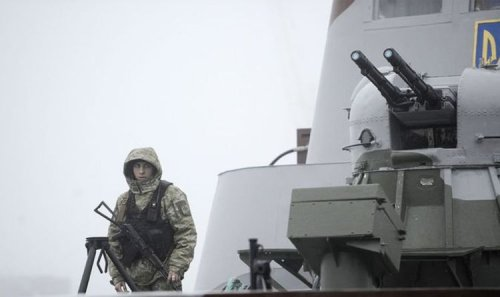 War fears surge as Ukraine threatens to shoot and sink Russian boats after 'provocation'
