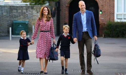Prince George's school fate to be sealed as 8th birthday nears - William and Kate poised