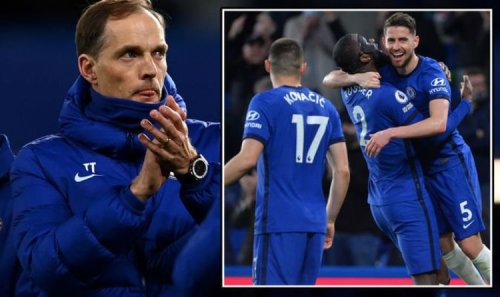 Thomas Tuchel fires top four warning to Chelsea stars after Leicester win and blasts VAR