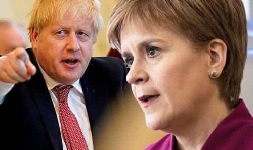 Nicola Sturgeon humiliated as UK had to step in to bail out Scotland over welfare