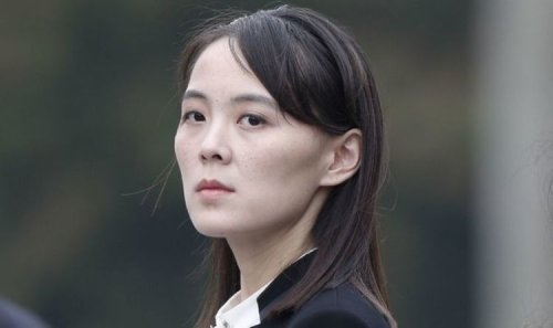 Kim Jong-un's 'dangerous' sister tipped to be 'international tough guy' after US threat