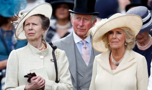 Princess Anne 'riled' after Charles went back on his word -'Camilla will never be a queen'