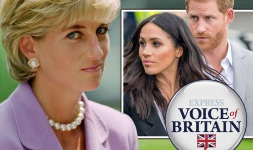 Stay away! Meghan Markle urged not to attend unveiling of Diana statue with Prince Harry