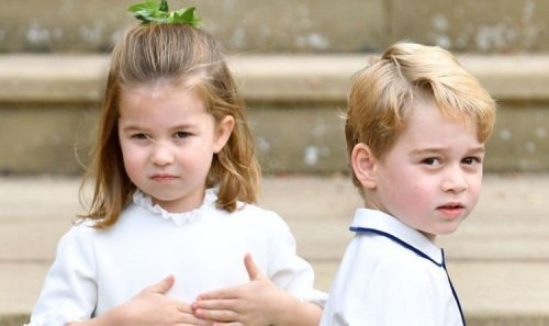 Prince George, Charlotte and Louis make 'sweet' tribute to Prince Philip in Cambridge home