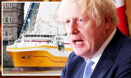 Boris urged to hit back as Norway given free rein to plunder UK fish –fury at botched deal