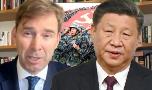 'China doesn't want a war!' Beijing seeks alternative 'political clash' with West warns MP