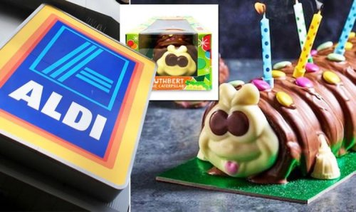 Marks Spencer suing Aldi over Colin the Caterpillar and Cuthbert copyright claims