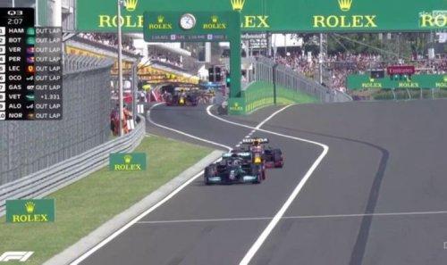 Lewis Hamilton accused of 'gamesmanship' after Hungarian GP qualifying antics