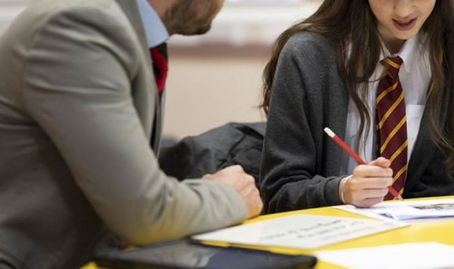 Teachers can also suffer with maths anxiety, says expert