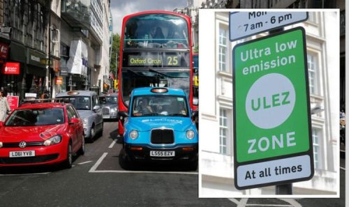 Ultra Low Emission Zone starts a week today - is your car compliant?