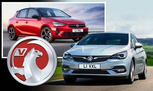 Vauxhall owners are most likely to be involved in car crashes warns new data