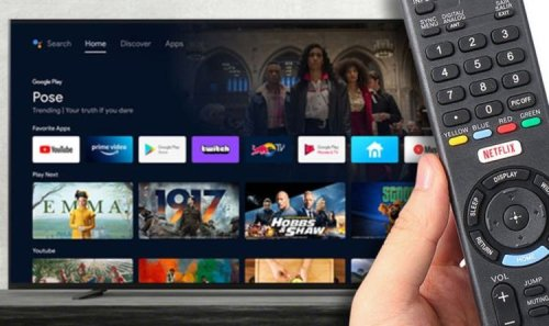 Your old Sony TV gets a fresh new look and more features thanks to Google