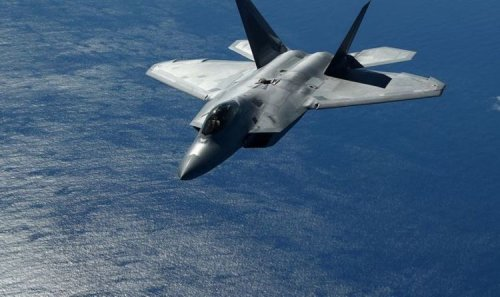 'Strong deterrent signal' US Air force sends dozens of F-22s to Pacific amid China tension