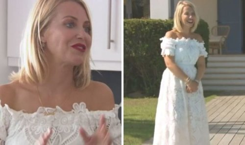 Laura Hamilton's appearance leaves A Place in the Sun fans distracted 'Struggling!'