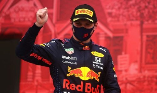 Max Verstappen credits 'crucial call' after jumping from 20th to 2nd in crazy Russian GP