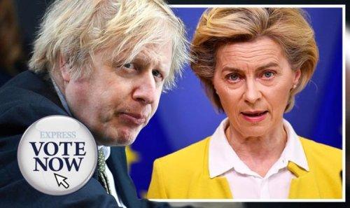 Brexit POLL: Should Boris Johnson punish EU if Brussels misses trade deal deadline? VOTE